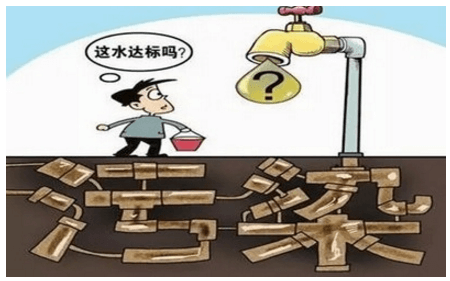 中国水質汚染