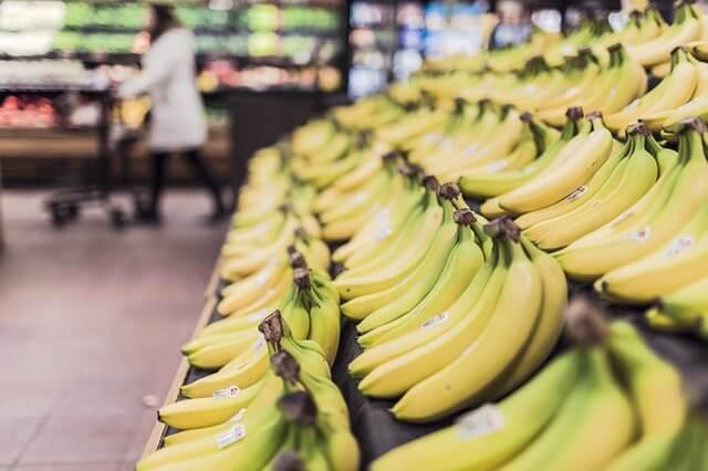 中国スーパー バナナ