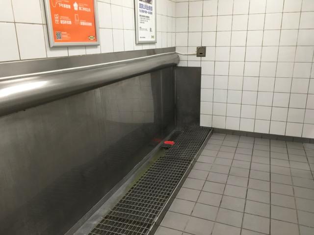 IKEAのトイレ