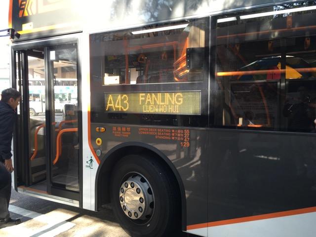 香港バスA43